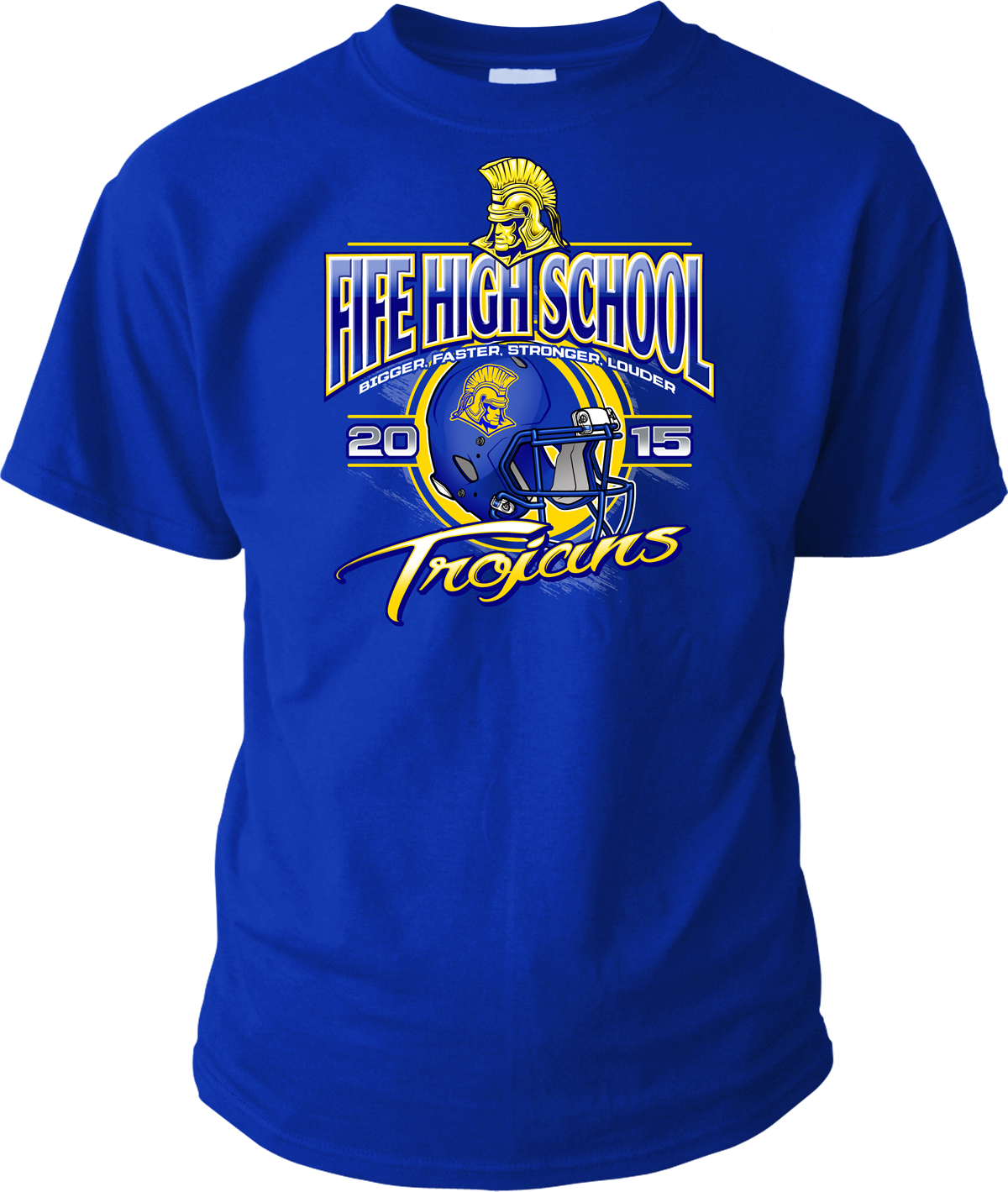 Fife High School Football T-shirt