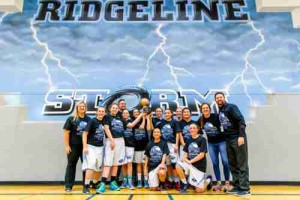 Ridgeline Girl's Basketball with Coach Daniel J. Helms