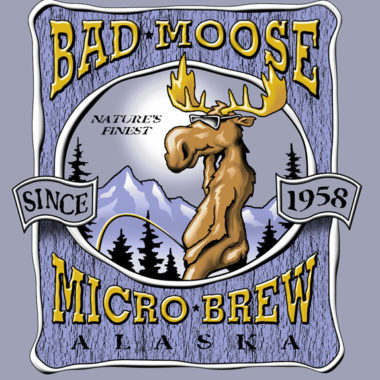 Bad Moose Microbeer