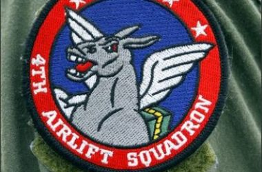 4th Airlift Squadron Patch