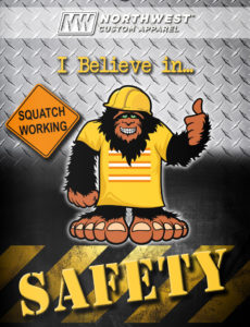 NW Custom Apparel Safety Vests