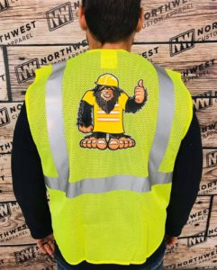 OSHA Safety Vests Class 1