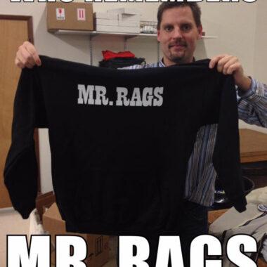 Mr. Rags